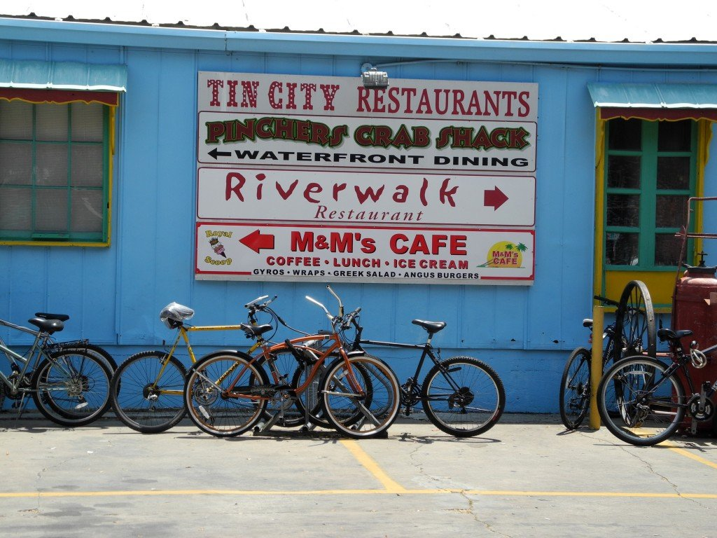 Tin City and Naples Riverwalk
