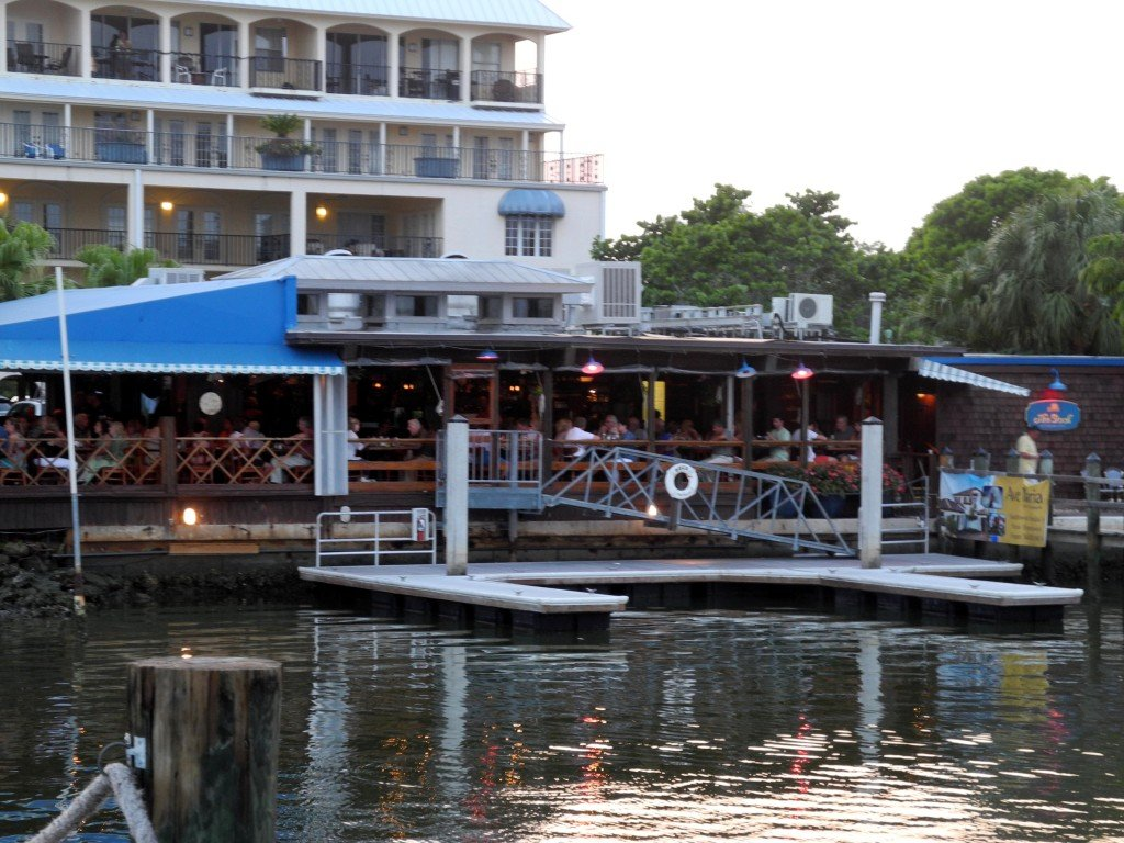 The Dock Restaurant in Naples Crayton Cove