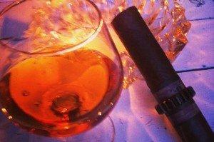 Cigar and spirit