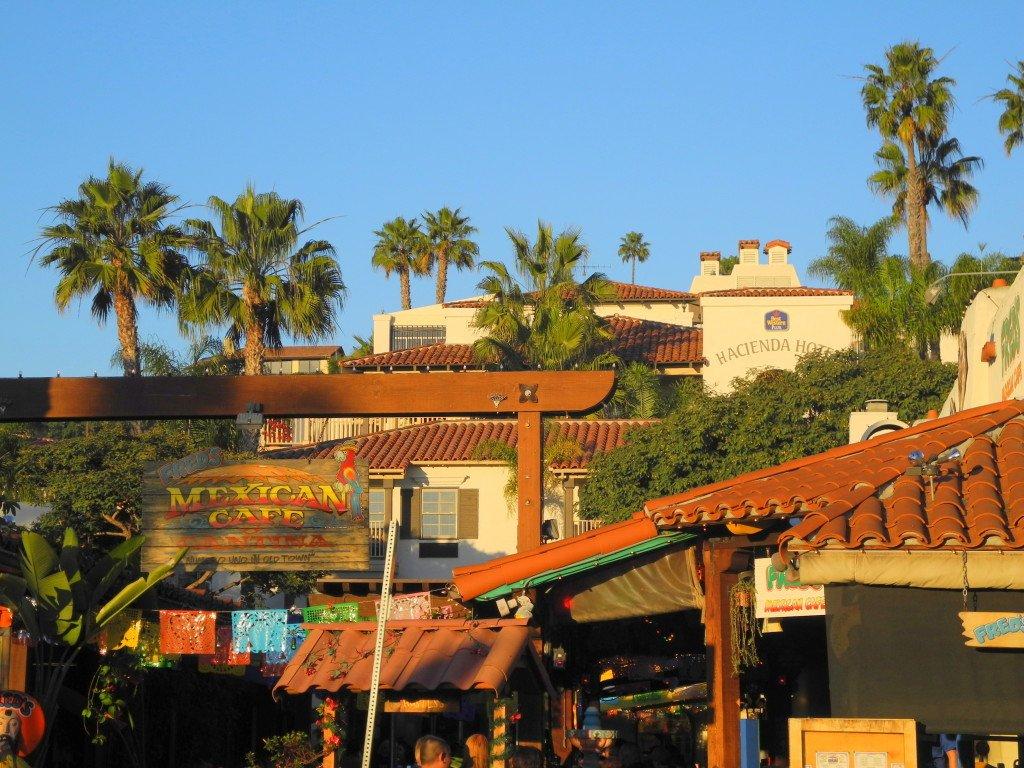 Old Town San Diego Hacienda Hotel