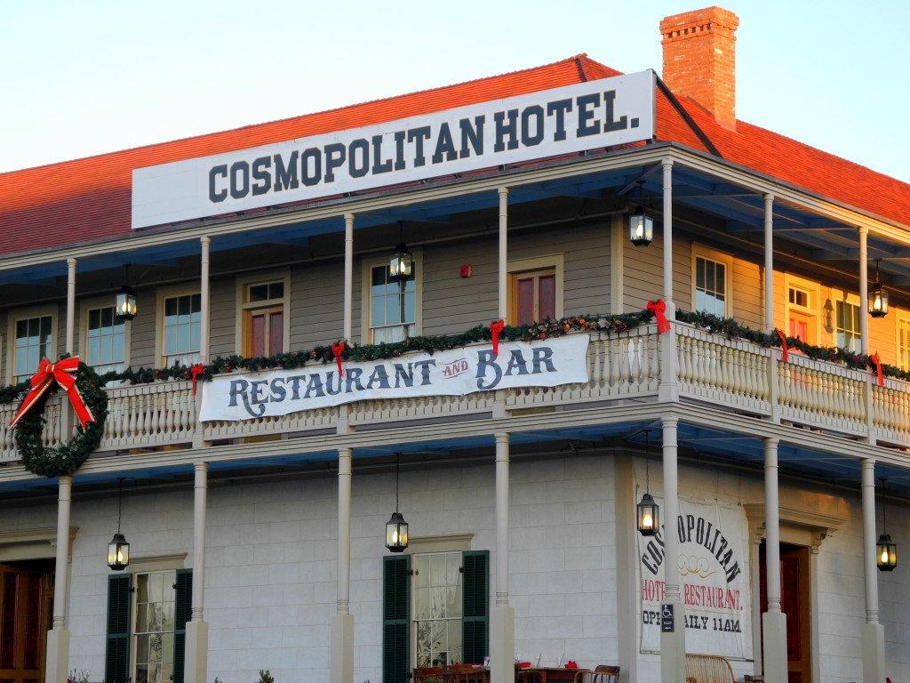 Old Town San Diego Cosmopolitan Hotel