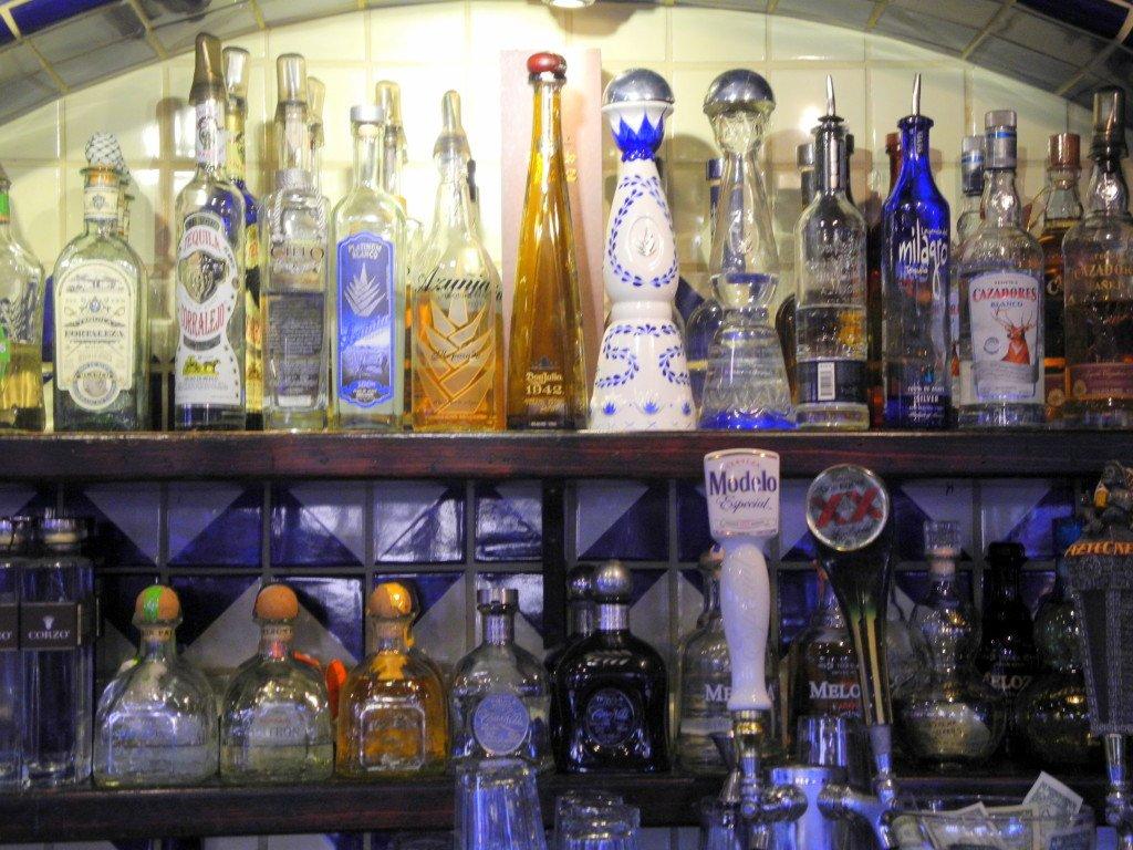 Casa De Reyes Tequila and Beer
