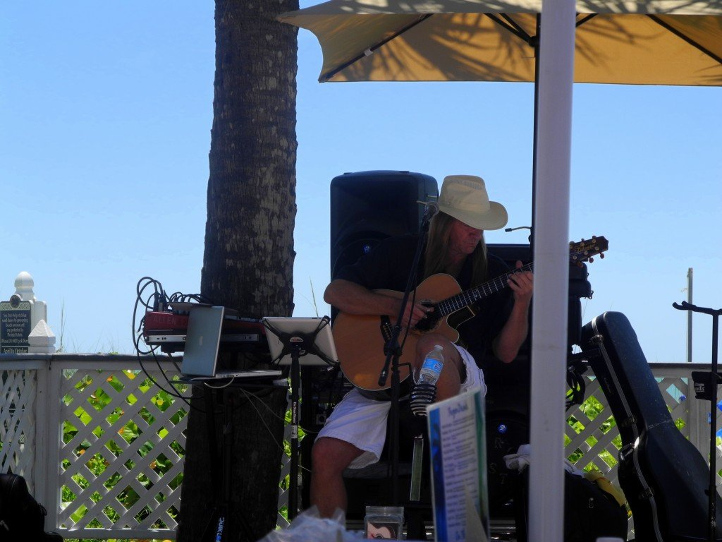 Live Music in St Pete Beach