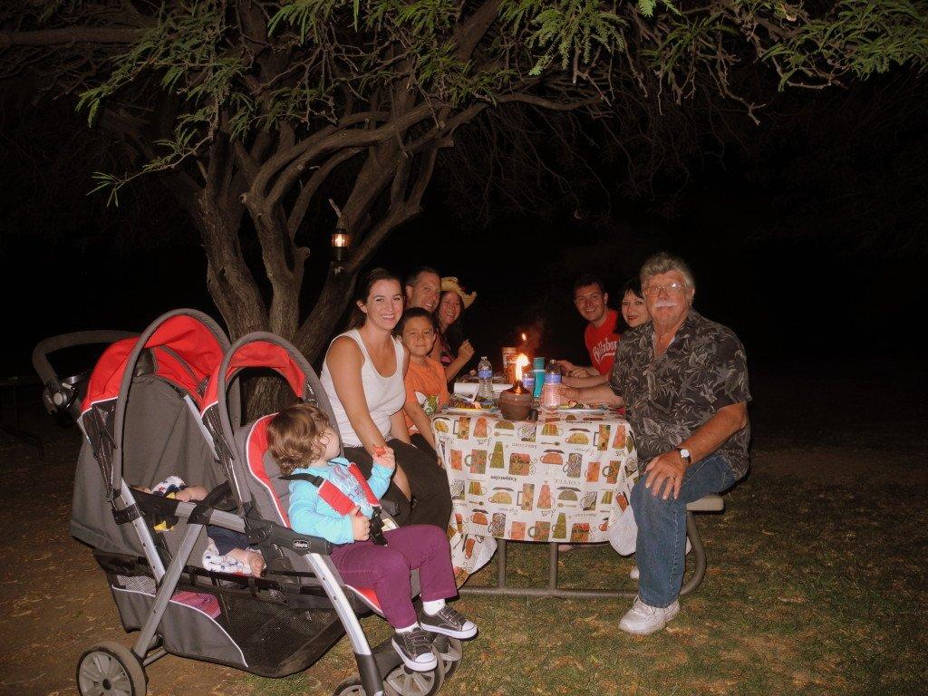Vail Lake Resort with kids