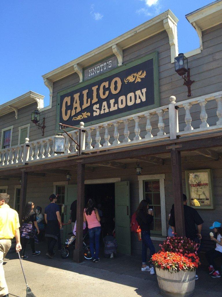 Knott's Berry Farm Calico Saloon