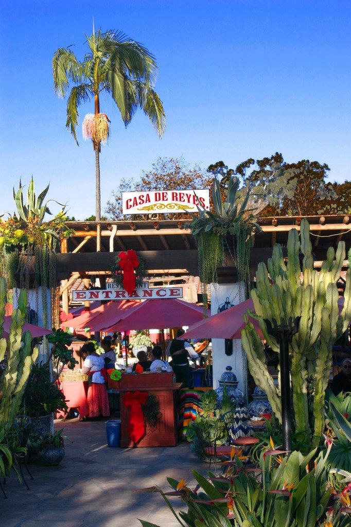 Old Town San Diego Casa De Reyes