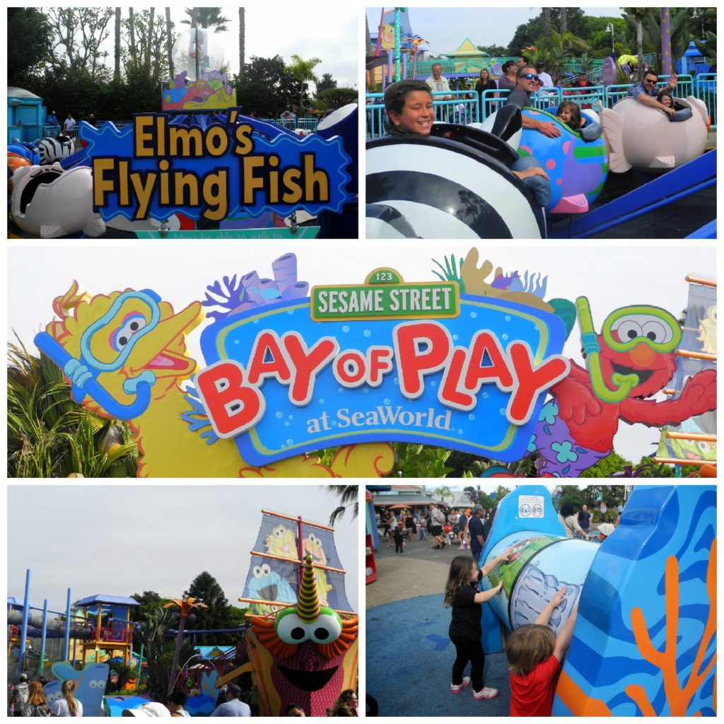 Bay of Play SeaWorld San Diego