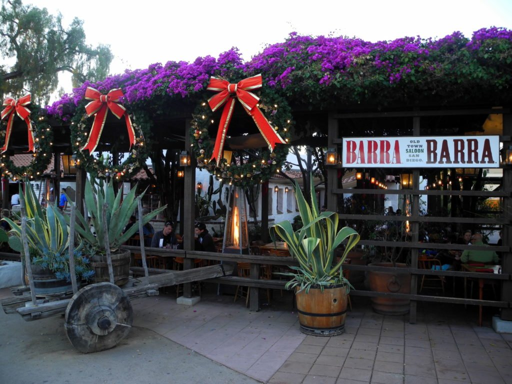Where to drink in Old San Diego