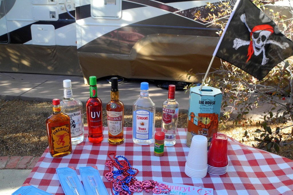 Big Bear Shores RV Resort drinks