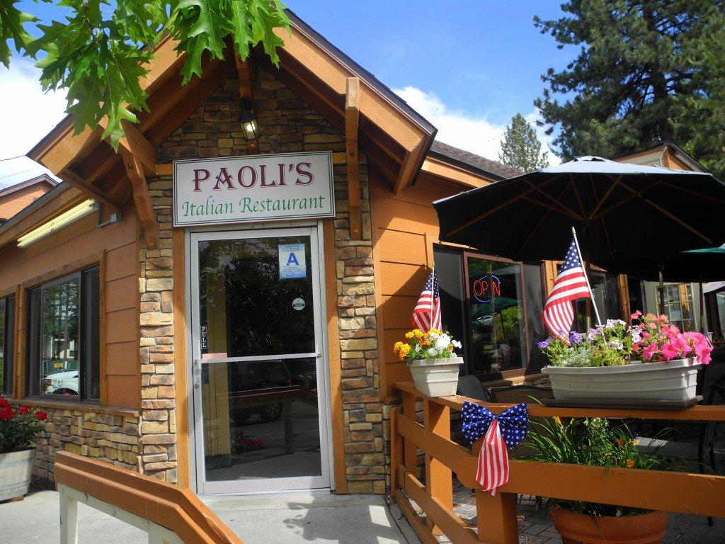 Paoli's Italian Restaurant Big Bear Lake