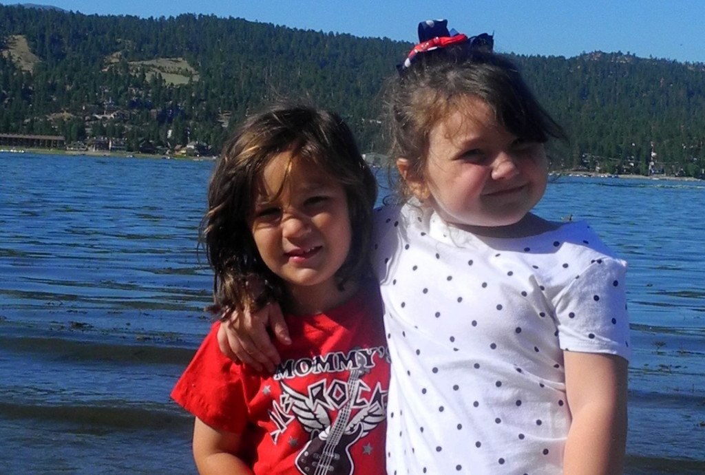 Big Bear Shores RV Resort with kids