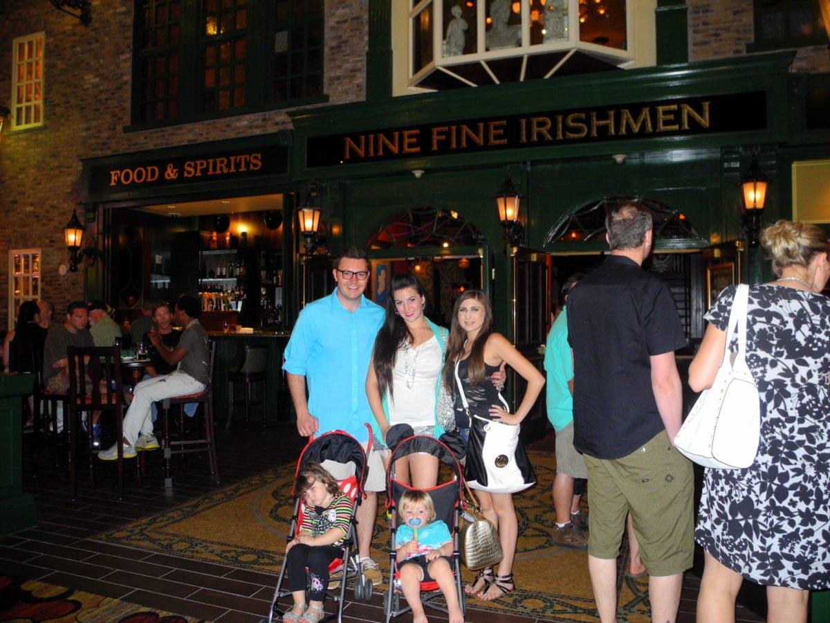 what are irish men like