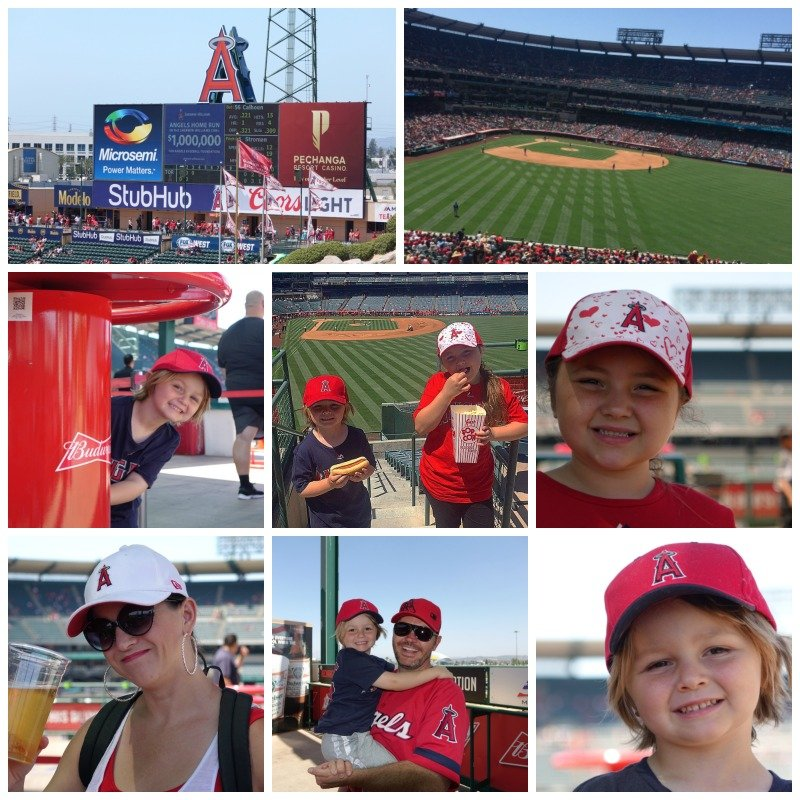 Angels Stadium Anaheim