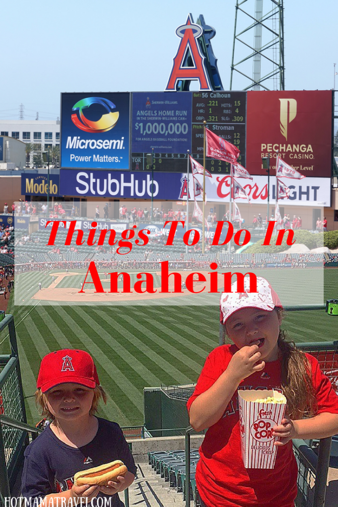 Things to do in Anaheim with Kids
