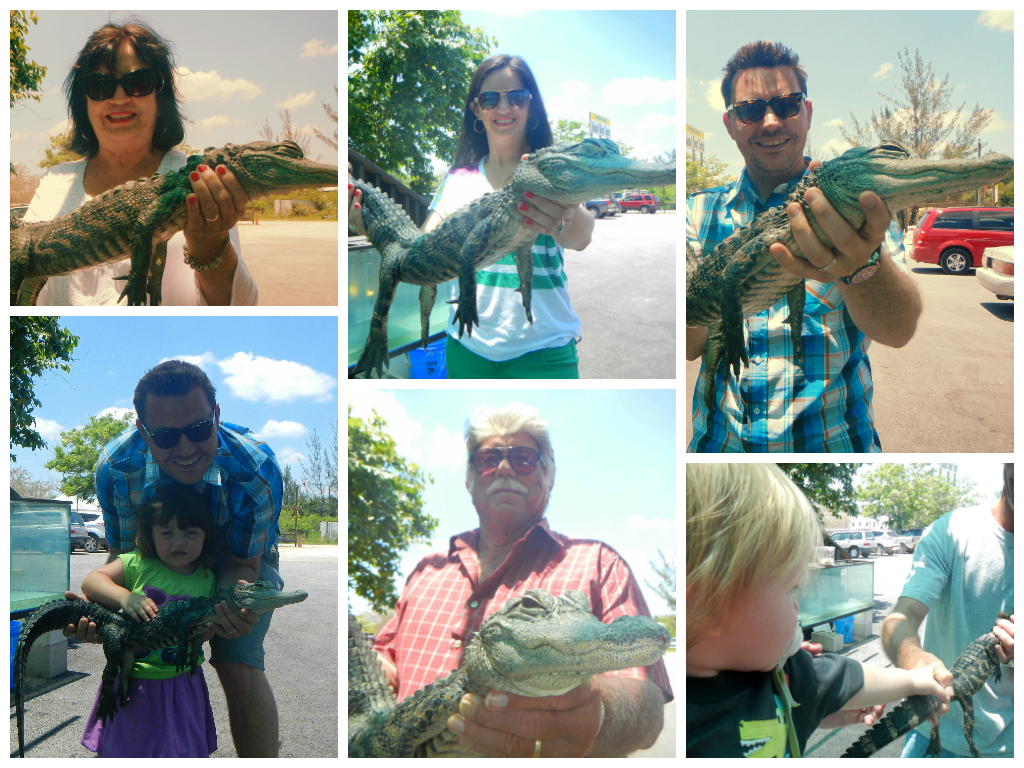 Everglades Airboat Tour with kids