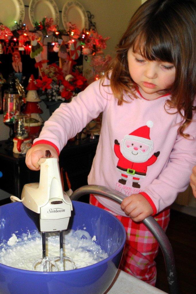 Cooking Christmas Treats