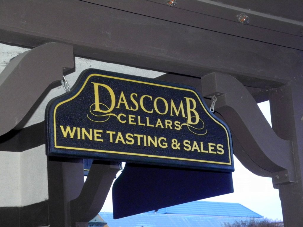 Dascomb Cellars Solvang Wine Tasting