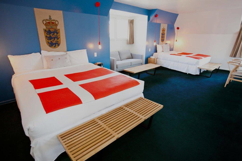 Hamlet Inn Hotel in Solvang