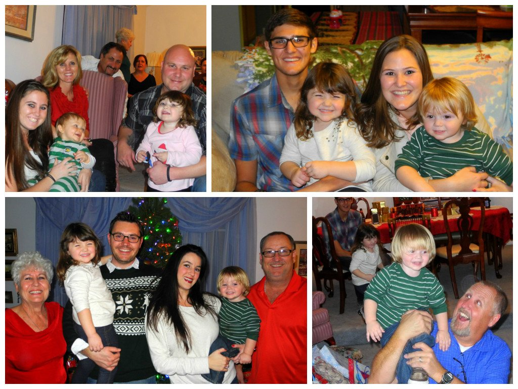 Christmas Eve at Great-Grand Rosemary's