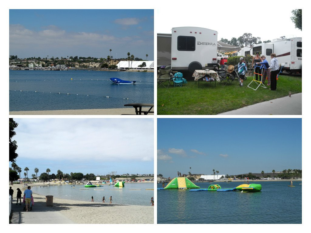 Newport Dunes RV Resort