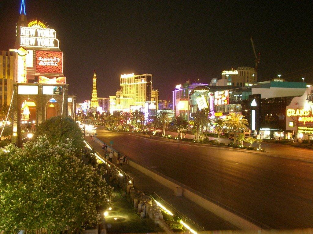 Las Vegas. Baby!