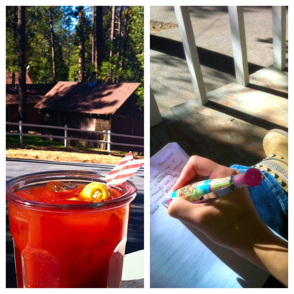 HotDaddy Bloody Mary in Idyllwild
