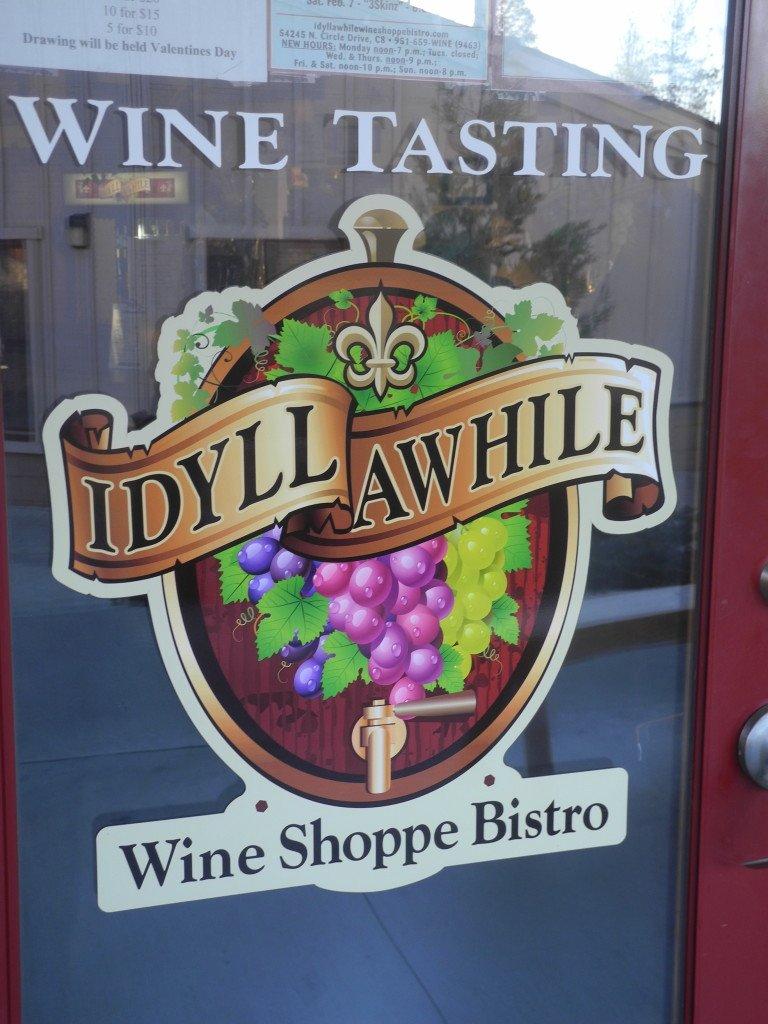 Idyll Awhile in Idyllwild