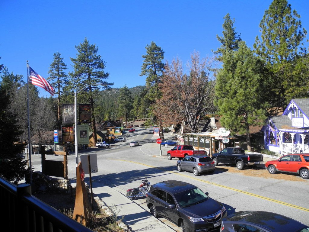 Town Center of Idyllwild