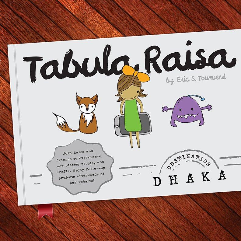 Courtesy of Tabula Raisa LLC