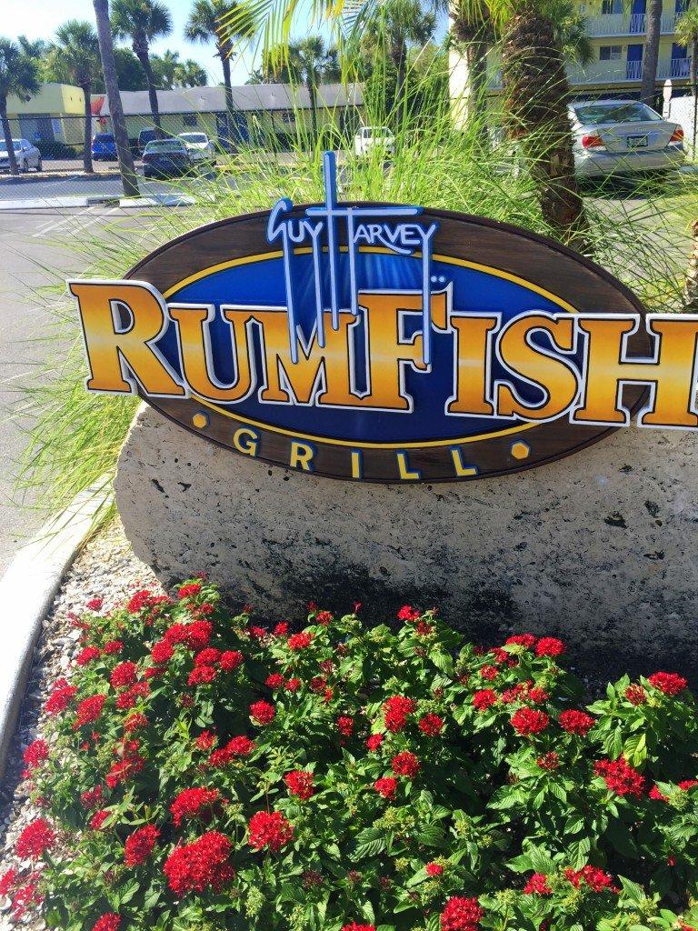 RumFish in St. Pete Florida