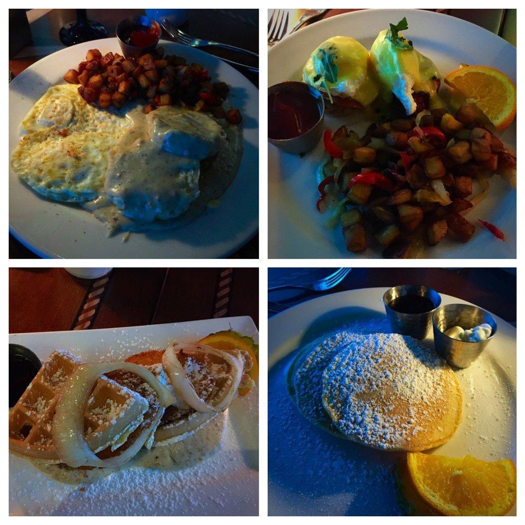 Breakfast at RumFish
