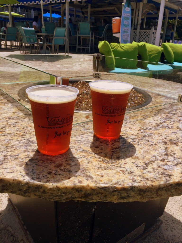 Yuengling at Guy Harvey Outpost