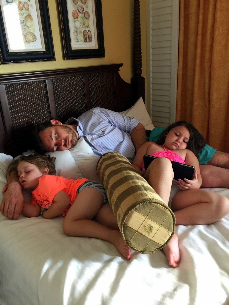 Vacation tired at Tradewinds