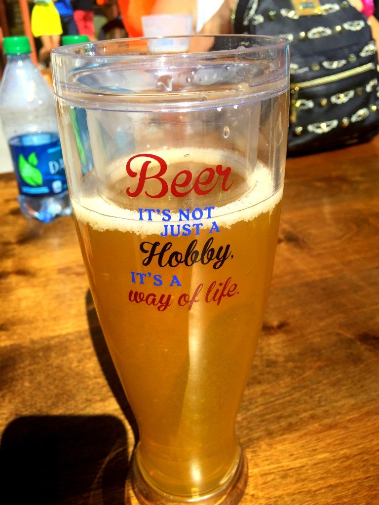 Beer is not just a hobby