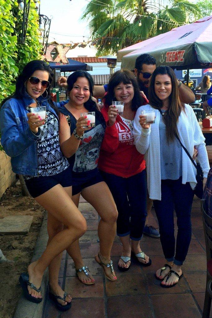 Panty Droppers at Los Locos