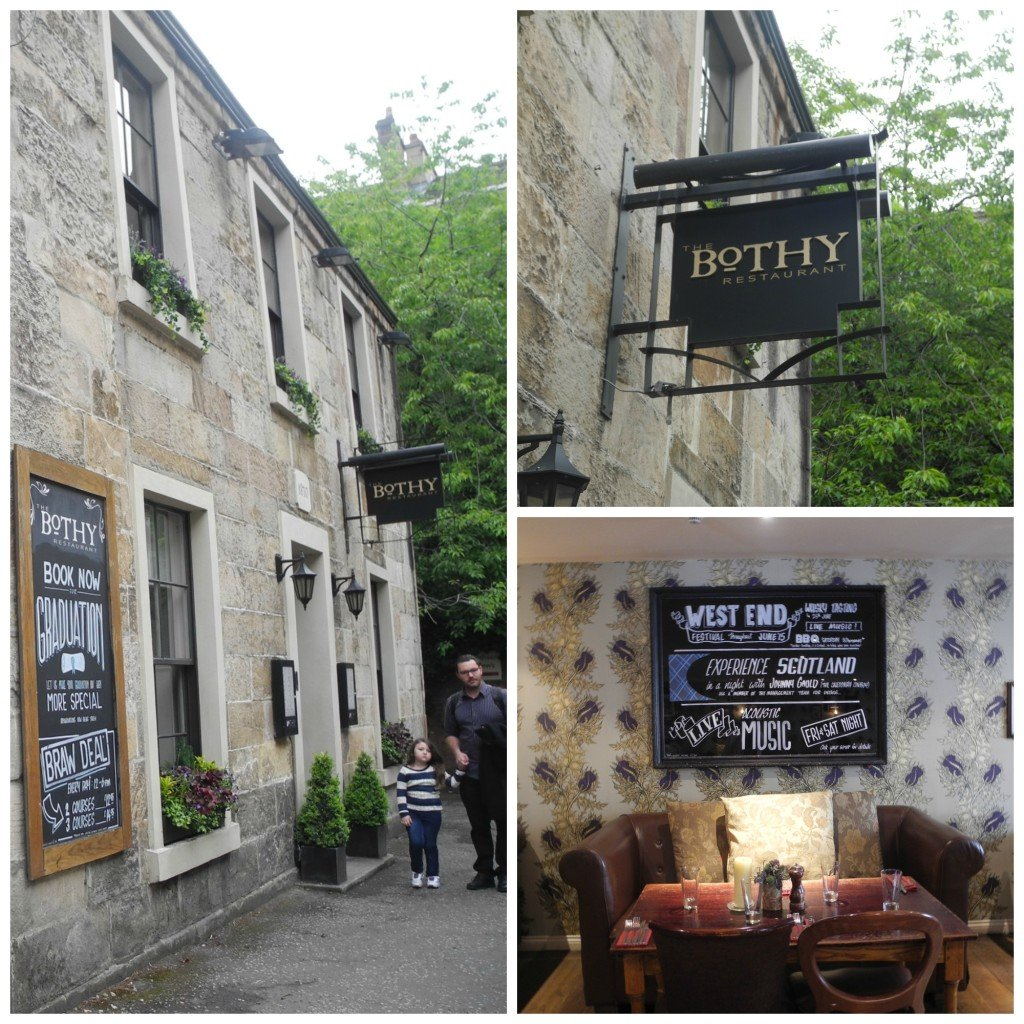 Bothy Restaurant Glasgow