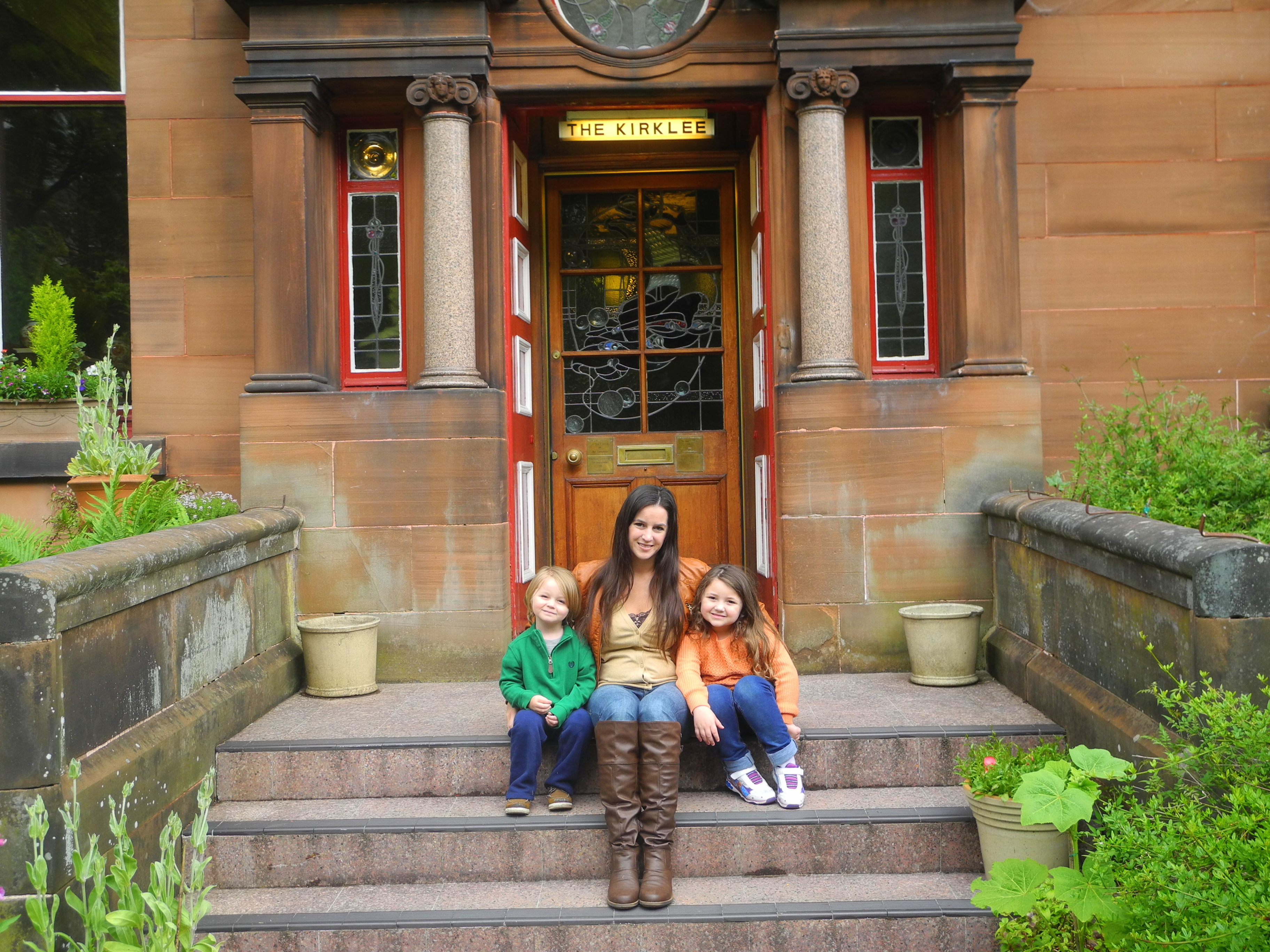 Review Of The Kirklee Hotel In Glasgow Scotland