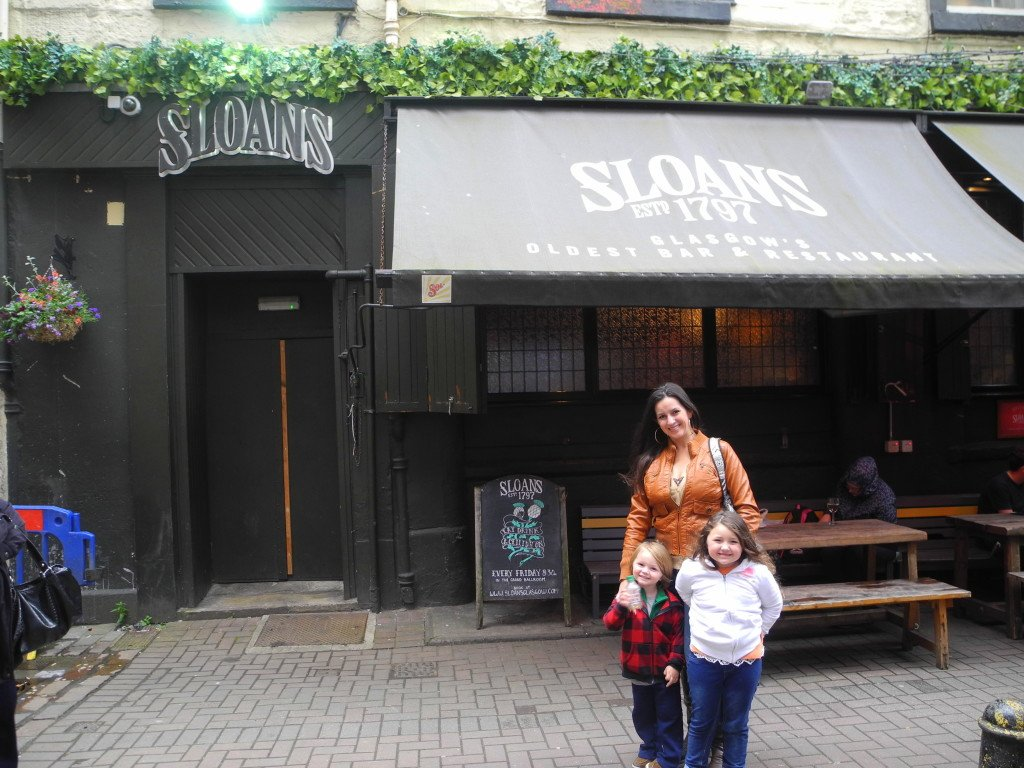 Sloan's in Glasgow