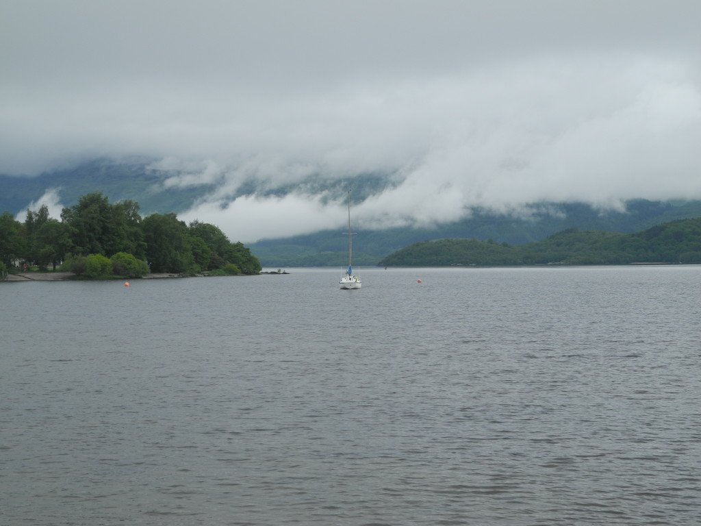 on Loch Lomond
