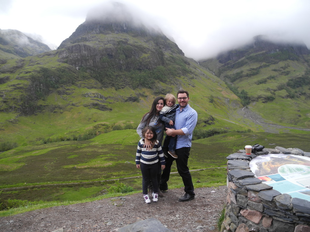 visiting glencoe scotland with discover scotland highland tours from glasgow