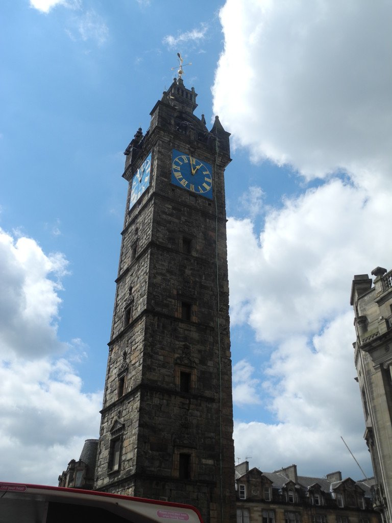 Glasgow Clock Tower