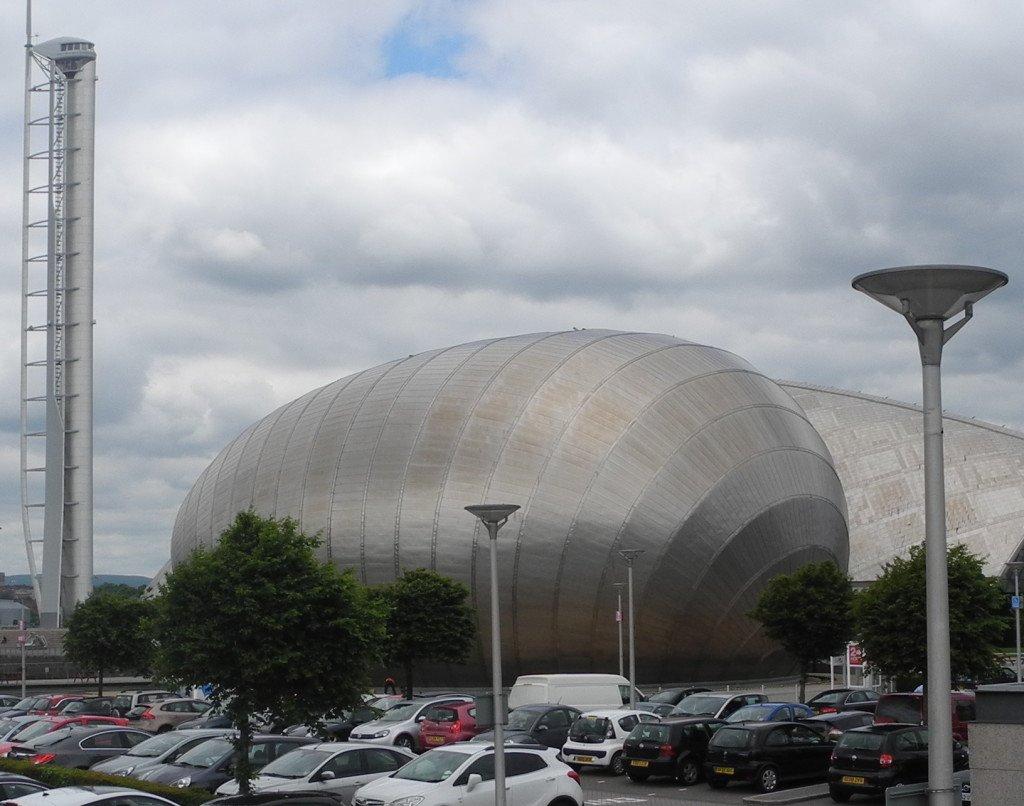 Science Center Dome Glasgow