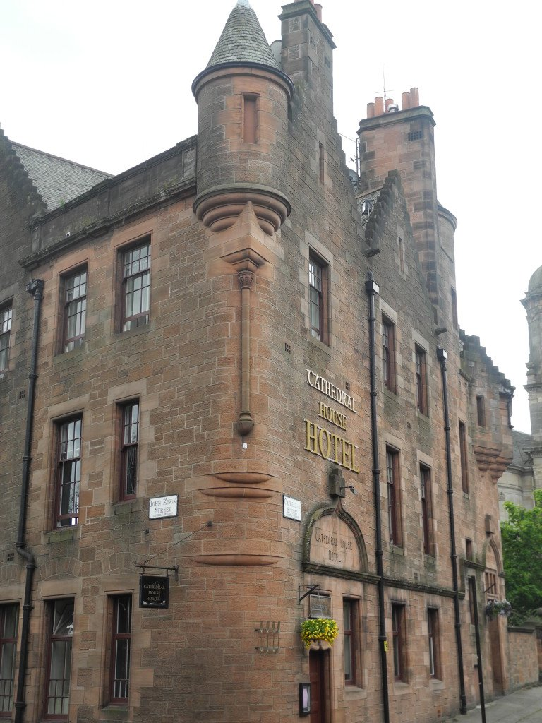 Glasgow Cathedral House Hotel