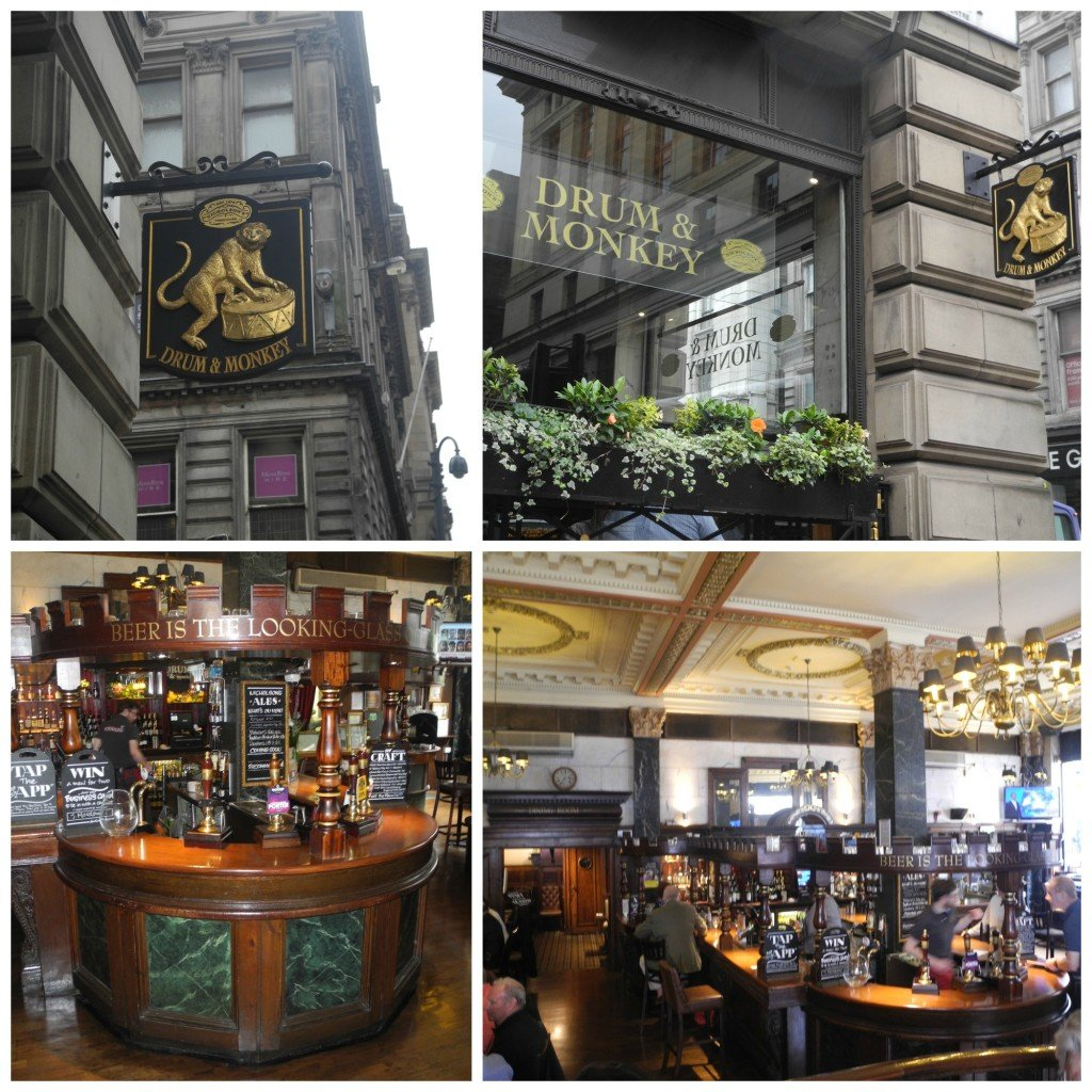 Drum and Monkey Bar Glasgow