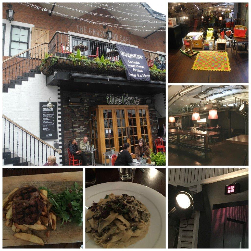 Grosvernor Cafe Glasgow