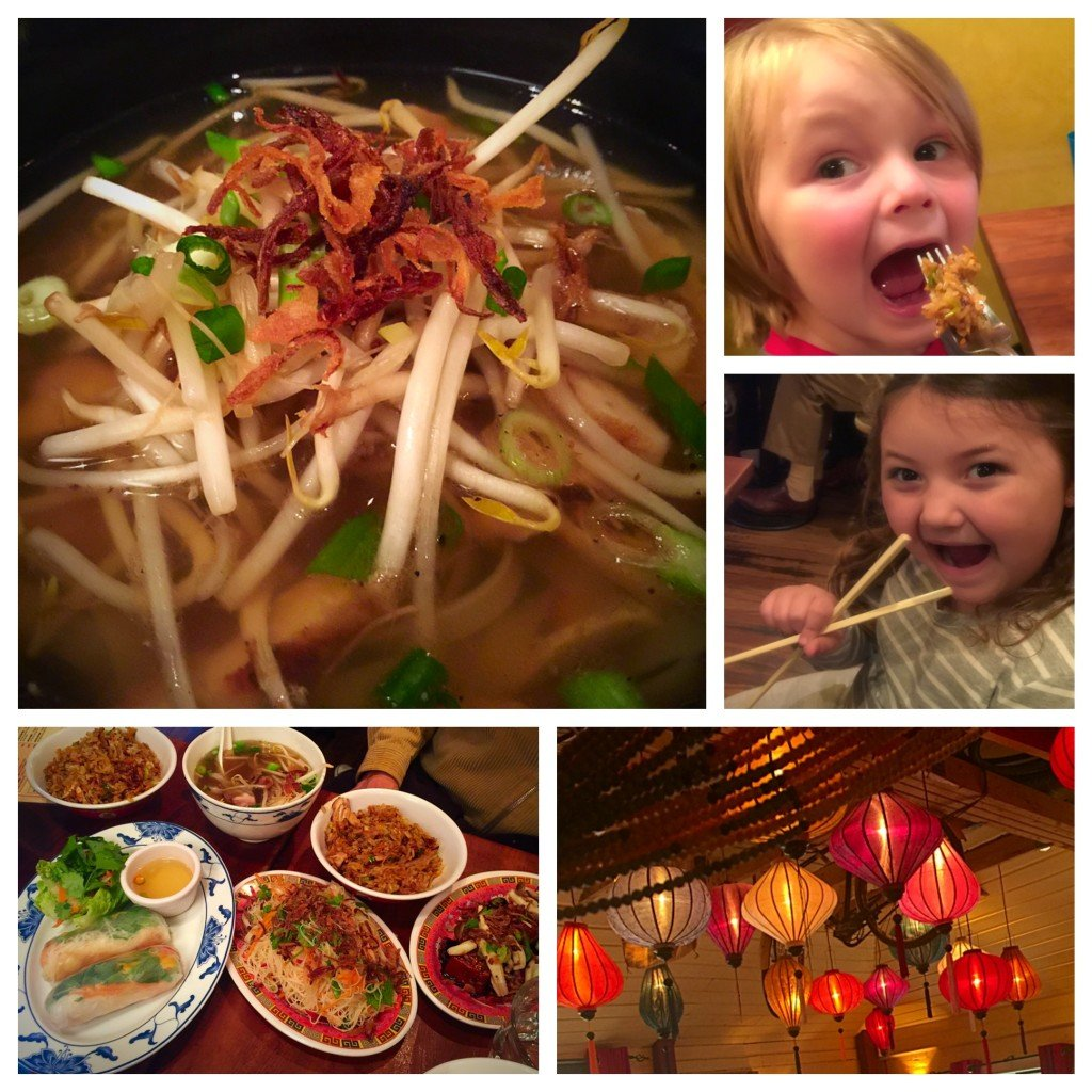 Vietnamese Food in Glasgow