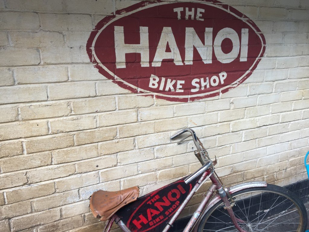 Hanoi Bike Shop Glasgow