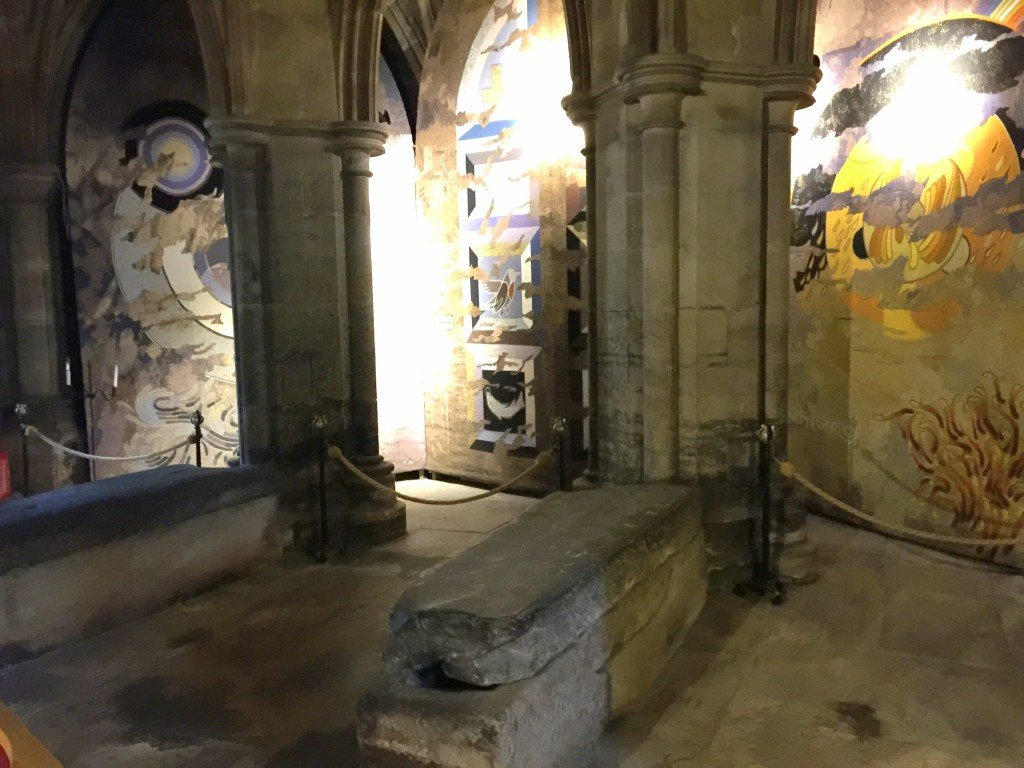Crypt of Glasgow Cathedral