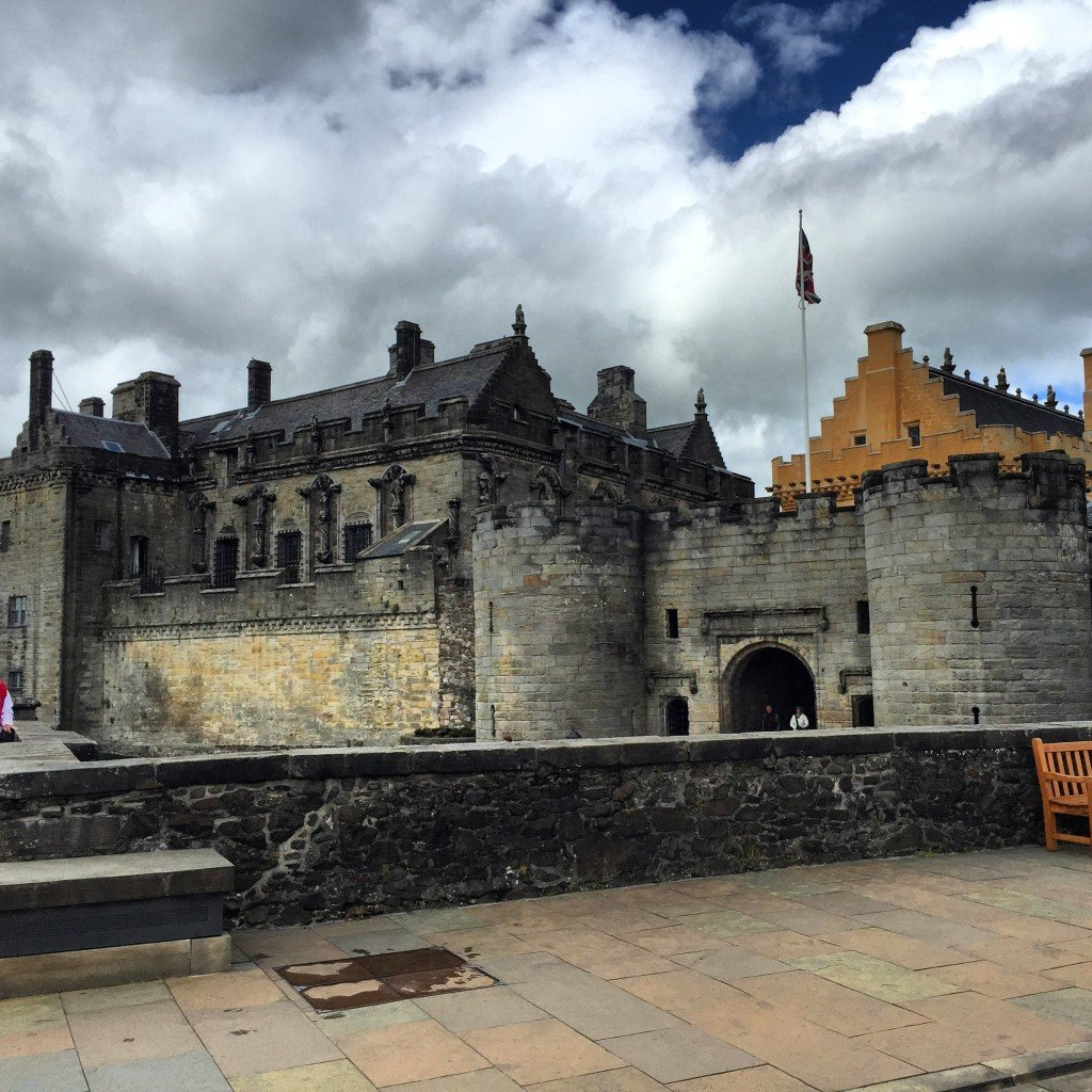 Stirling Castle Glasgow