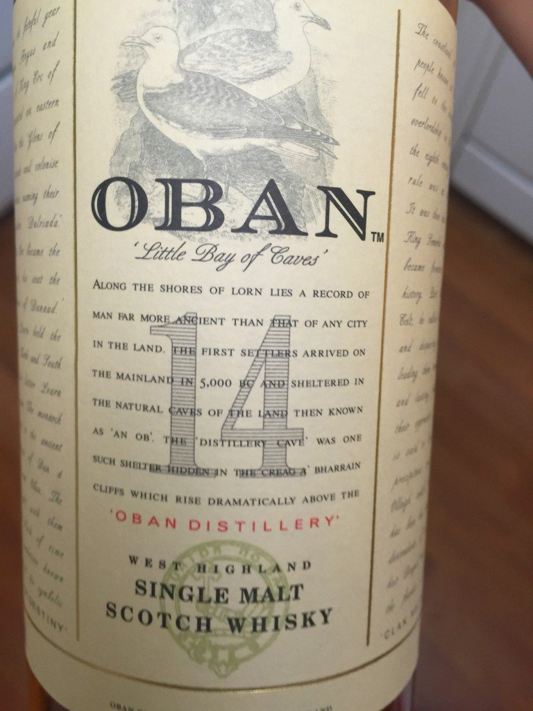 Oban Scotch